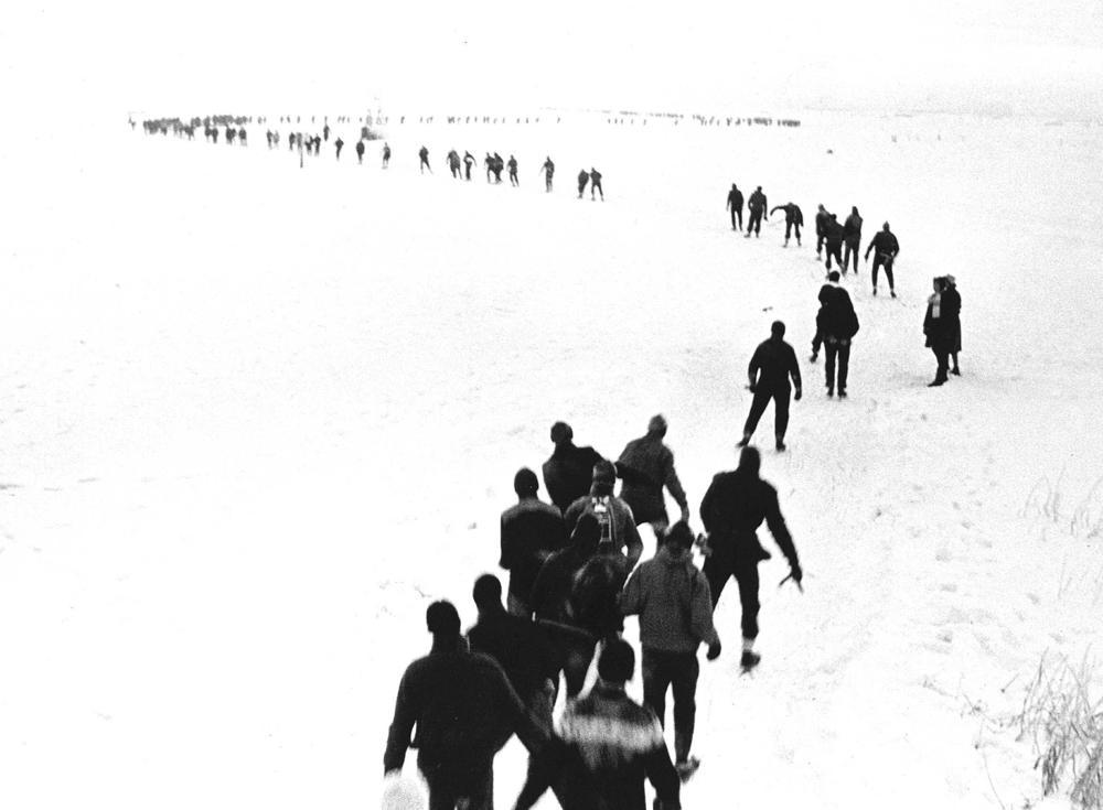 De Elfstedentocht van 1963
