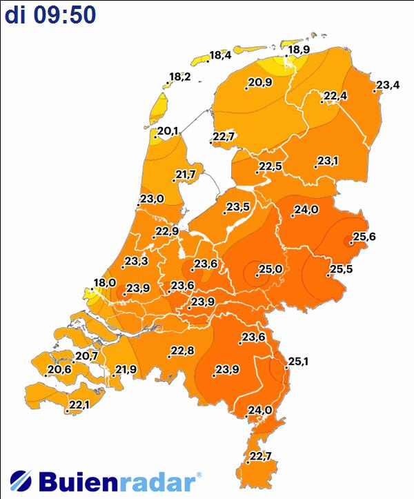 buienradar.nl - actuele neerslag, weerbericht, weersverwachting